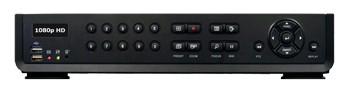 HYBRID DVR - 4 CHANNEL BNC & 4 CHANNEL HD-SDI