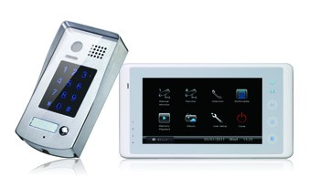 VIDEO INTERCOM KIT - PRO27W KEYPAD