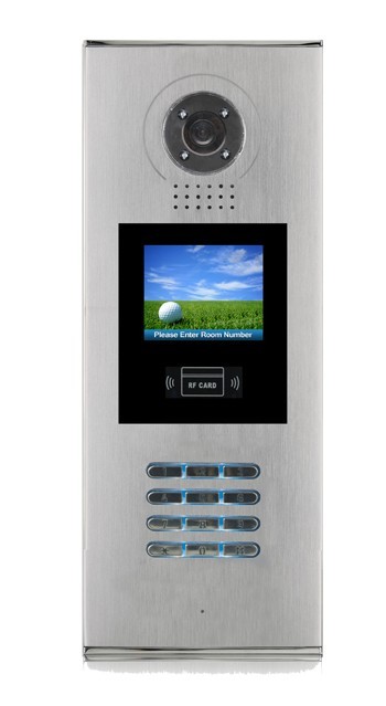 VIDEO INTERCOM DOOR STATION - PROR18